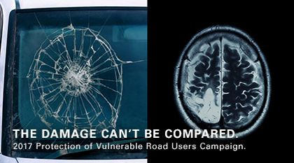 2017 Protection of Vulnerable Road Users Campaign