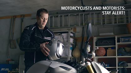 2019 Motorcycle Safety Campaign