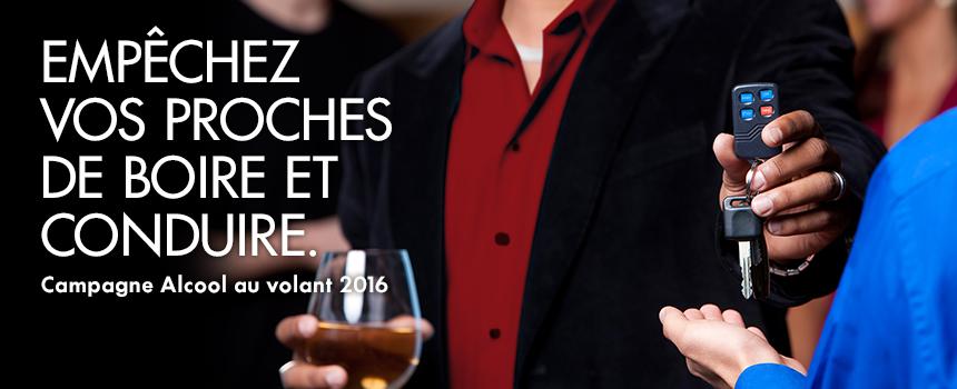 Bien connu Campagne SAAQ 2016 – Alcool au volant - SAAQ PA19